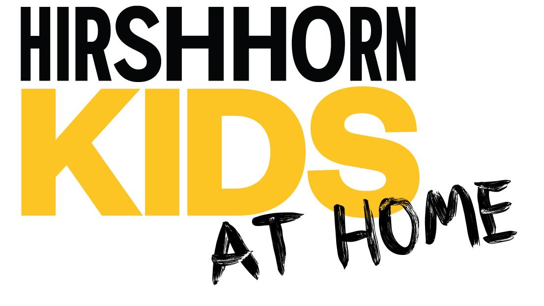 Hirshhorn Kids at Home