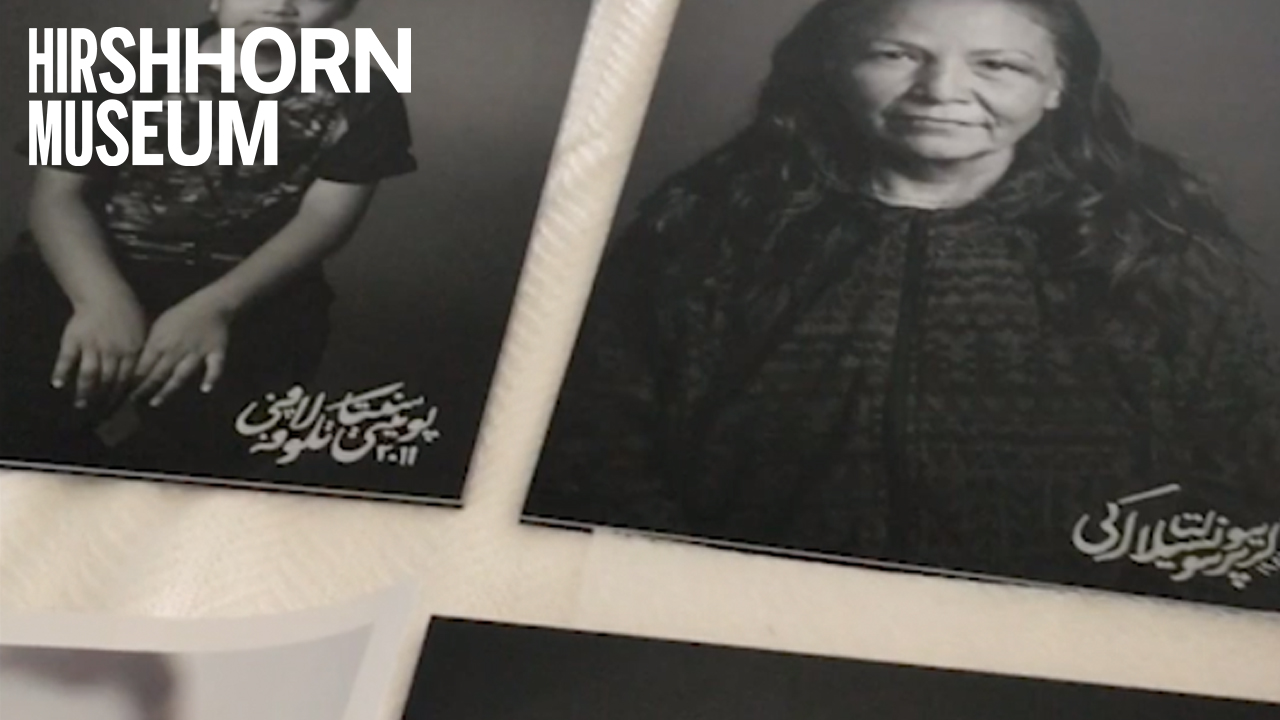 Thumbnail for Shirin Neshat – Part 1 – 4.15.20 Upstate New York