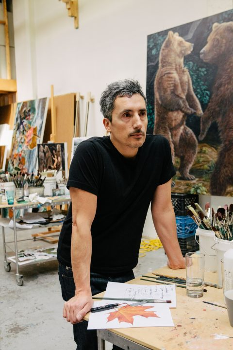 Thumbnail for (At Home) On Art and Resilience: Artist Talk with Kent Monkman