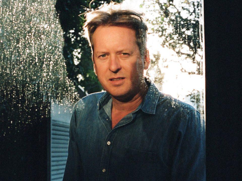 Headshot of Doug Aitken