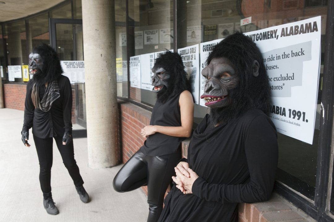 Thumbnail for (At Home) On Art and 'Behaving Badly': Artist Talk with the Guerrilla Girls