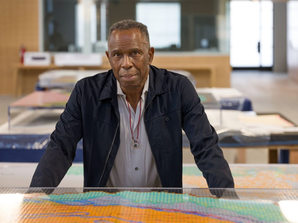 Thumbnail for (At Home) On Art and Systems: Artist Talk with Charles Gaines